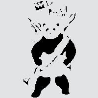 Панда на тропе войны
