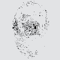 Отпечаток пальца - собака