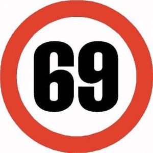 sticker 69