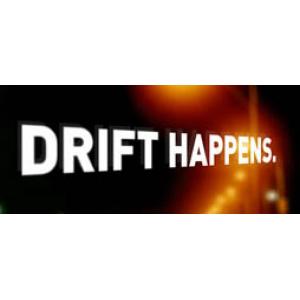 Drift happens