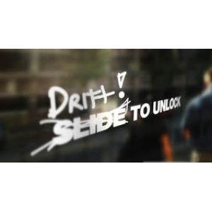 Drift to unlock