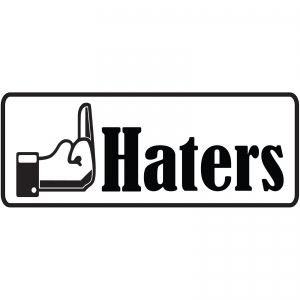 F**k haters