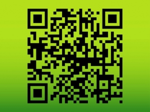 Наклейка QR код