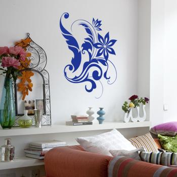 Декоративный узор - самоцвет