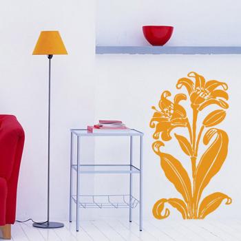 Декоративный узор - цветы жизни