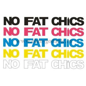 No fat chics set