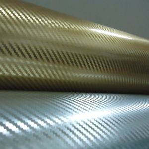 пленка под карбон; золото 3D
