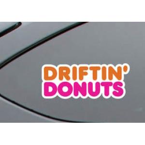 Driftin donuts