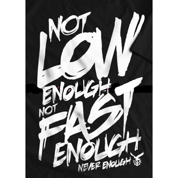 Not low enough