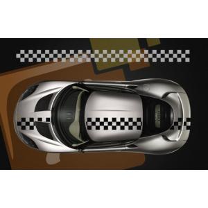 1 полоса на авто - ралли: ширина 30 см