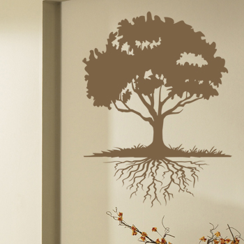 Декоративный узор - древо жизни