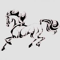 Конь-