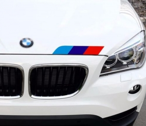 Наклейка BMW m-colors