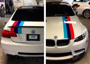 Наклейка BMW M