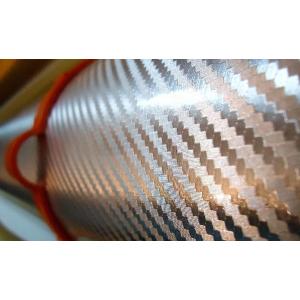 пленка под карбон; хром серебро 3D