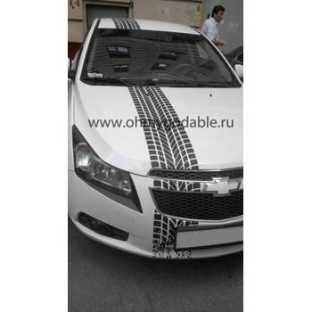 полоса на авто - протектор: ширина 30 см