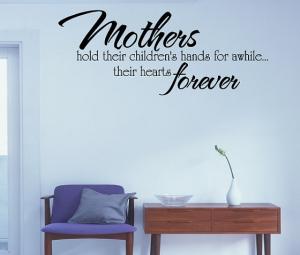 Mothers - наклейка