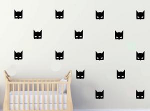 Бетмэн - наклейки стики на стену