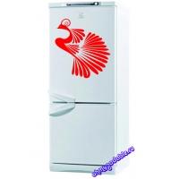 Жар-птица - наклейка на холодильник