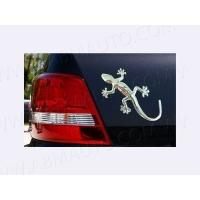 Ящерица - 3D наклейка на авто