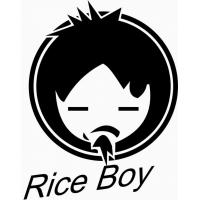 Riceboy наклейка