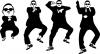 Набор Gangnam Style