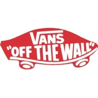 Vans of the wall, наклейка