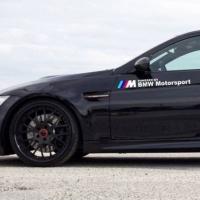 Наклейка Powered by Motorsport - комплект