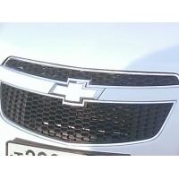 наклейка на шильдик Шевроле Круз Chevrolet Cruze