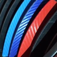 Полосы BMW М в решетку карбон