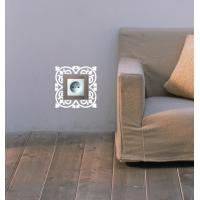 Орнамент - наклейка на розетку, включатель, выключатель