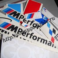BMW motorsport наклейка