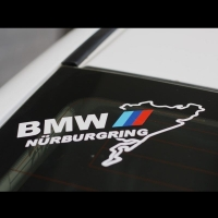 Наклейка BMW Nurburgring