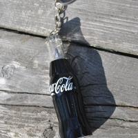 Брелок ручка Coca-Cola