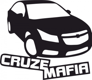 Cruze Mafia наклейка