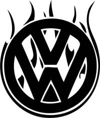 vw пламя