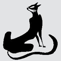 Кот-интеллектуал