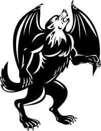 Волк-летучая мышь