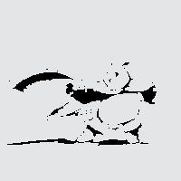 Панда Кунг-фу в плаще