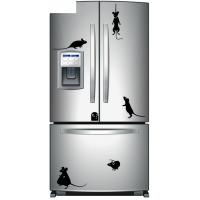наклейка на холодильник - Мышки