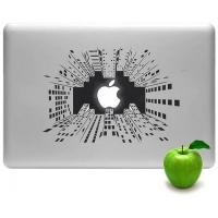 Наклейка на Apple - Яблоко