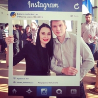 Фоторамка Инстаграм Instagram