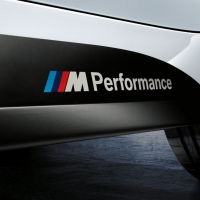 Наклейка M Performance
