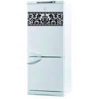 Вышивка - наклейка на холодильник