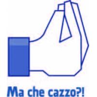 Ma che cazzo, Facebook наклейка
