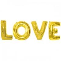 LOVE - воздушные шары - 55 см